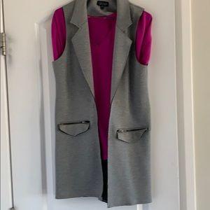 Nice long vest?